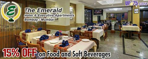 The Emerald offers India