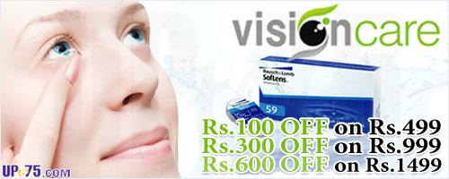 Visioncare offers India