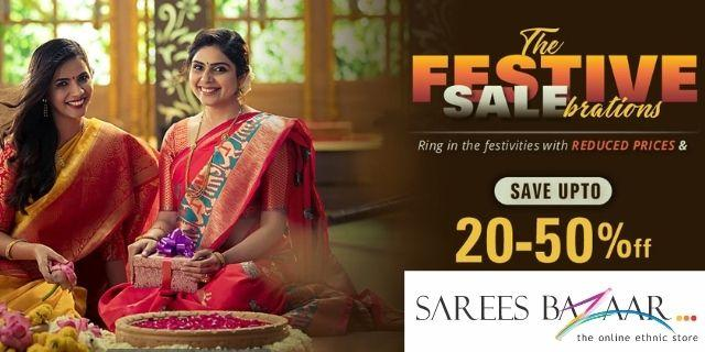 Sarees Bazaar offers India