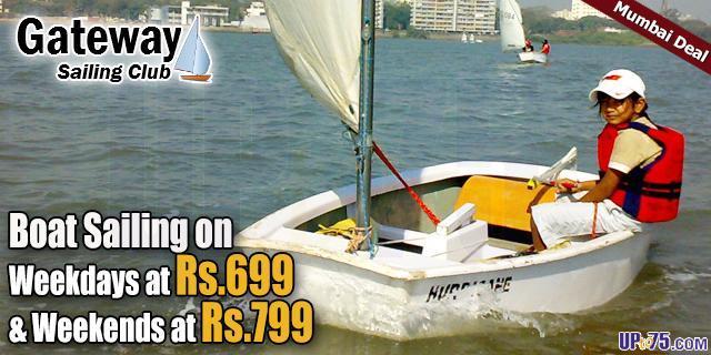 Gateway Sailing Club offers India