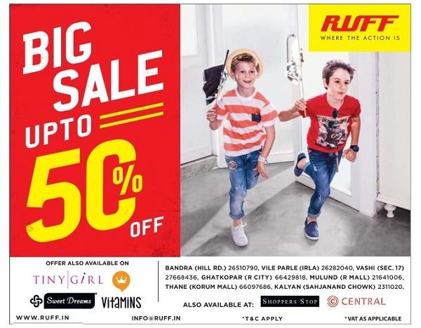 Ruff offers India