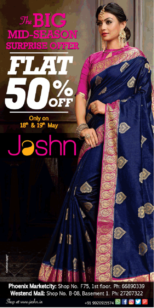 Jashn offers India