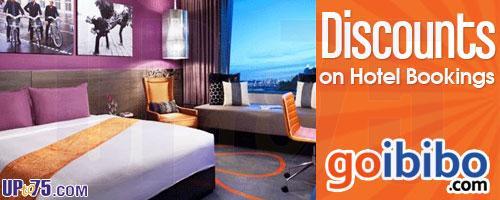 Goibibo Hotels offers India
