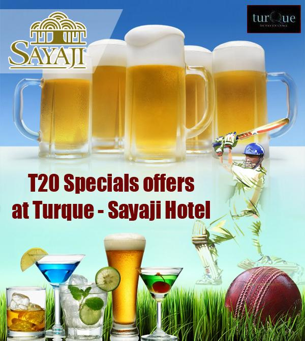 Turque at Sayaji Hotel offers India
