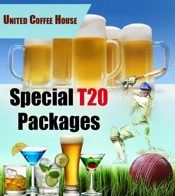 United Coffee House offers India