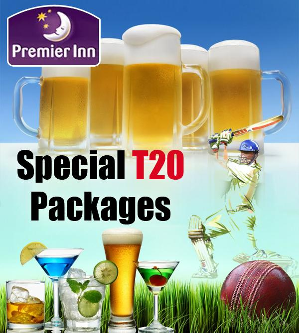 The 87 - Premier Inn offers India
