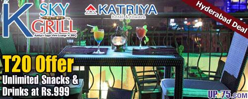 Katriya Hotel and Towers offers India