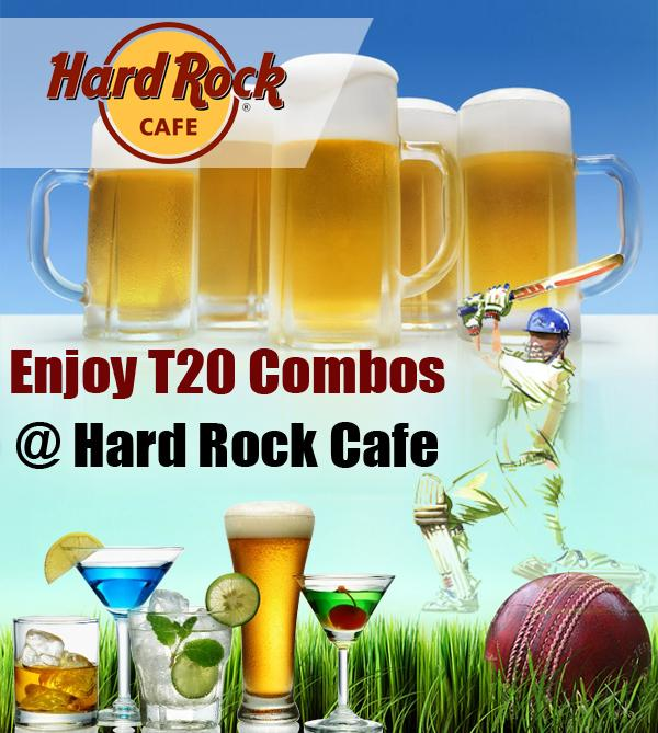 Hard Rock Cafe offers India