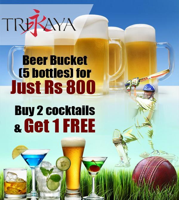 Trikaya offers India
