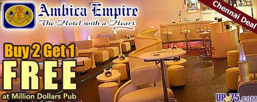 Hotel Ambica Empire offers India