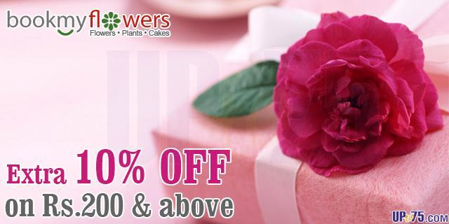BookMyFlowers offers India