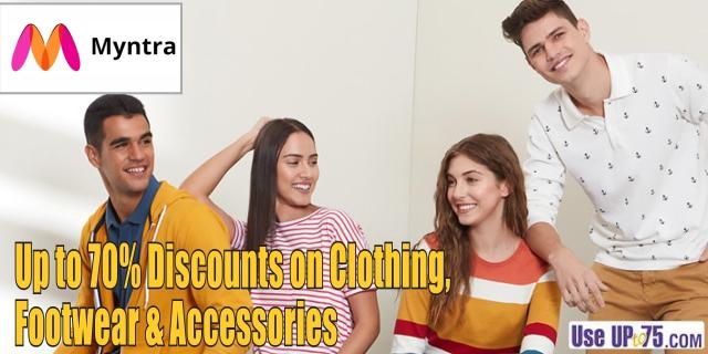 Myntra offers India