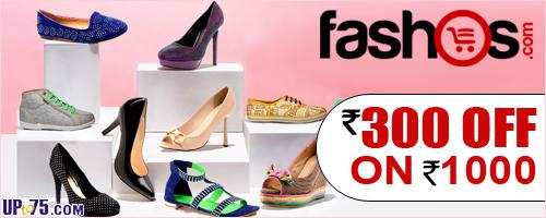 Fashos offers India
