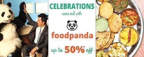 Foodpanda offers India