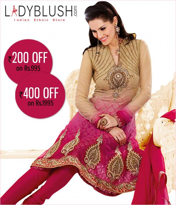 Ladyblush offers India