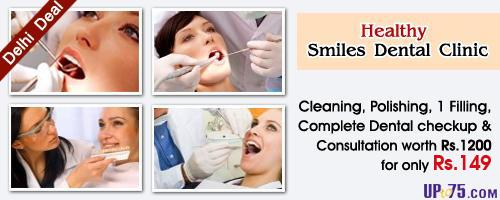 Healthy Smiles Dental Clinic offers India