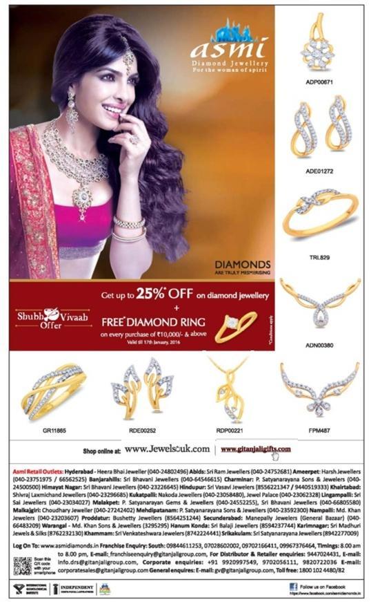 Asmi offers India