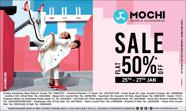 Mochi offers India