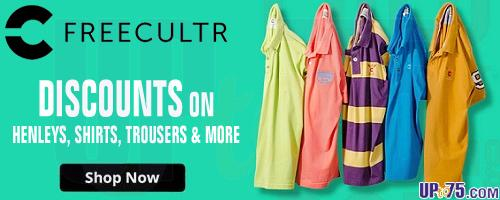 FREECULTR offers India