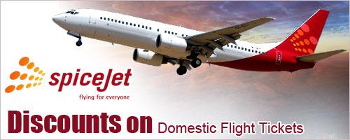 Spicejet offers India
