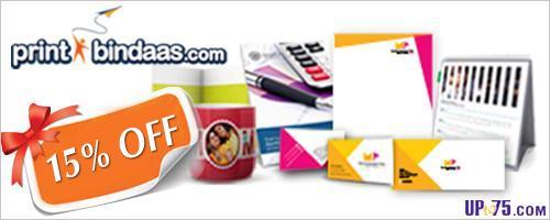PrintBindaas offers India