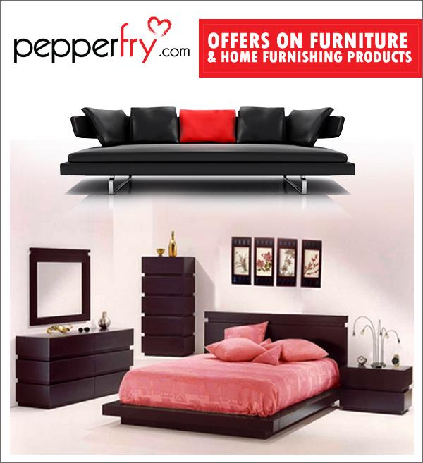 Pepperfry offers India