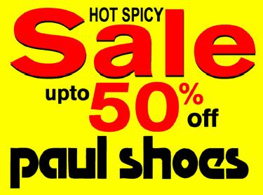 Paul Shoes offers India
