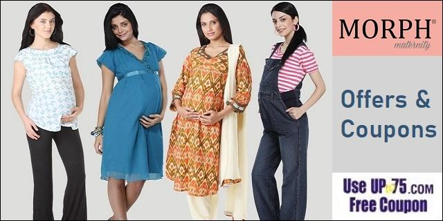 Morph Maternity offers India