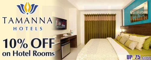 Tamanna Hotels offers India