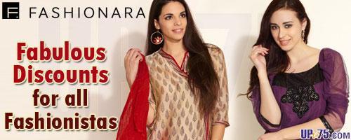 Fashionara offers India