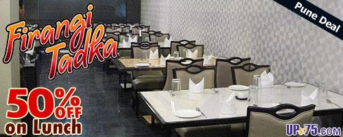 Firangi Tadka offers India