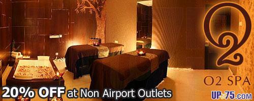 O2 Spa offers India