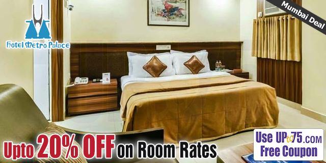Hotel Metro Palace offers India