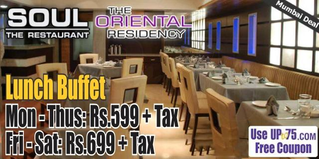 The Oriental Residency offers India