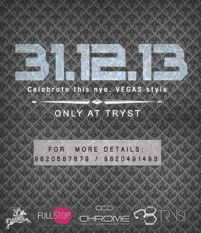 Tryst offers India