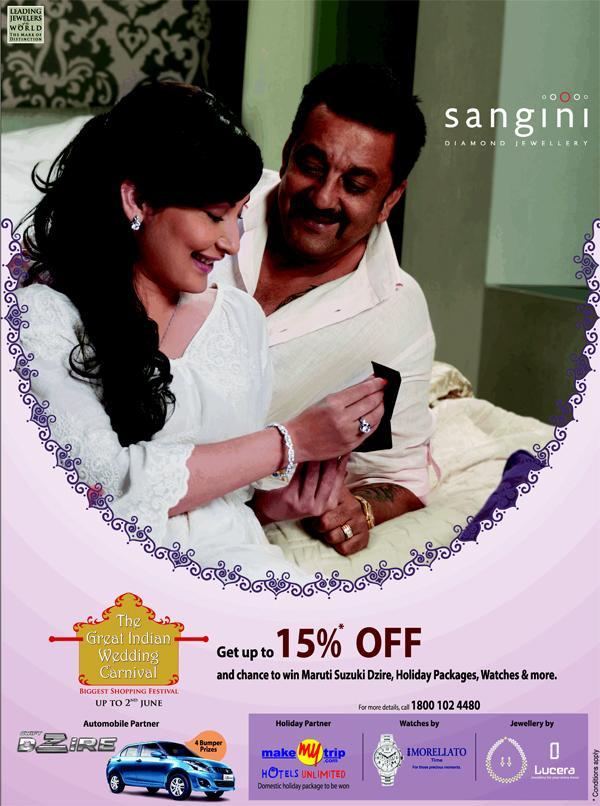 Sangini offers India
