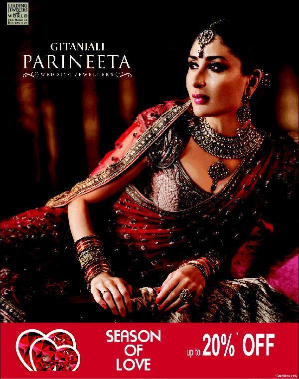 Gitanjali Parineeta offers India