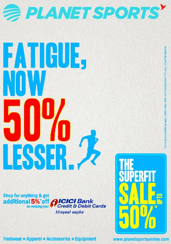 Planet Sports offers India