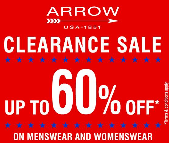 Arrow offers India