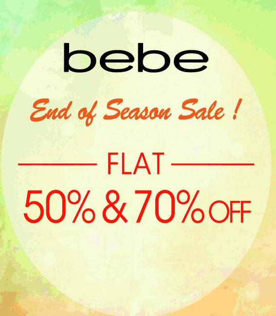 Bebe offers India