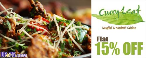 Curry Leaf Gurgaon offers India