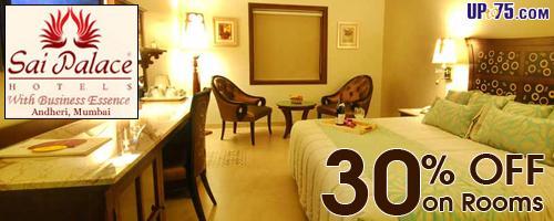 Sai Palace Hotels offers India