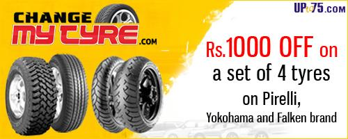 ChangeMyTyre offers India