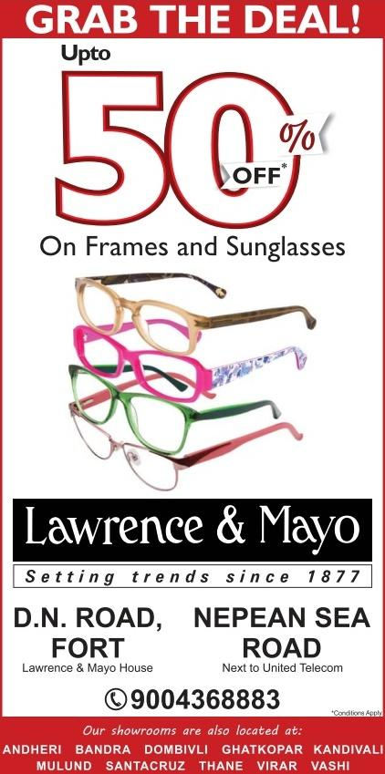 Lawrence & Mayo offers India