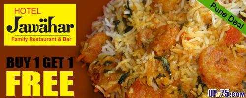 Hotel Jawahar Family Restaurant offers India