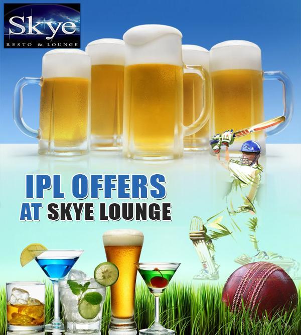 Skye Lounge offers India