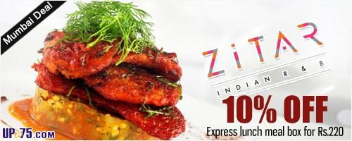 Zitar offers India