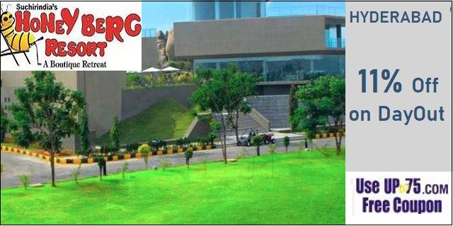 Honey Berg Resort offers India