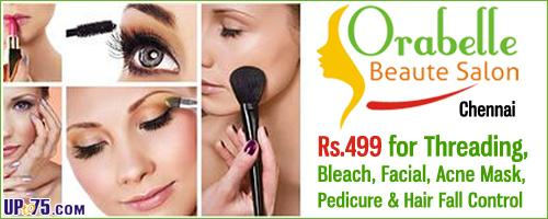 Orabelle Beaute Salon offers India