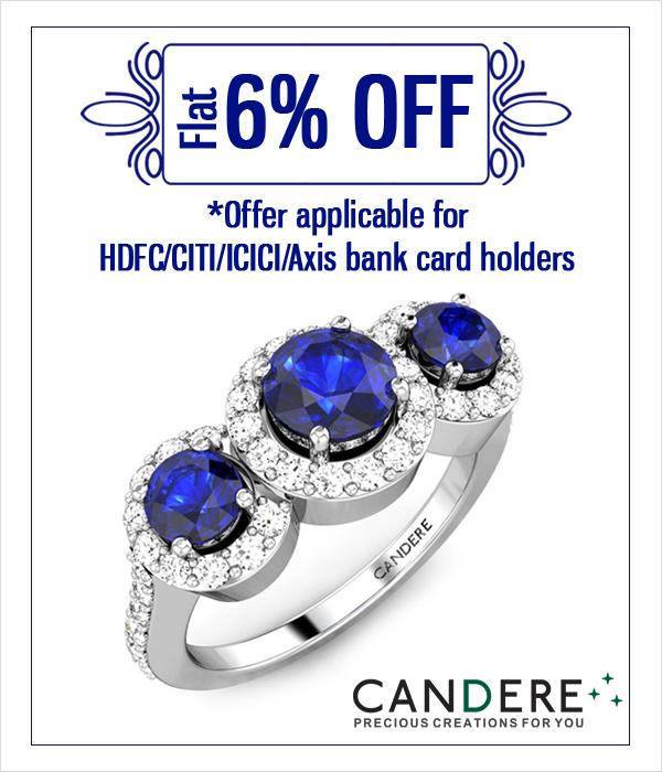 Candere offers India